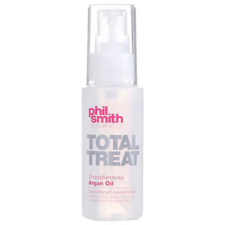 Phil Smith Total Treat Transforming Argan Oil - Óleo Finalizador 50ml