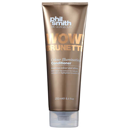 Phil Smith Wow Brunette Conditioner - Condicionador 250ml