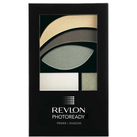 Revlon Photoready Primer + Shadow Pop Art - Paleta de Sombras 2,8g