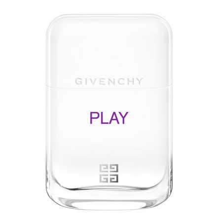 Play Givenchy Eau de Toilette - Perfume Feminino 30ml