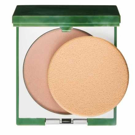 Clinique Stay Matte Sheer Pressed Powder Stay Buff - Pó Compacto 7,6g