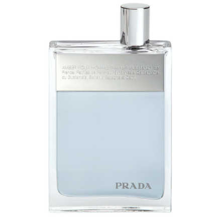 Prada Amber Pour Homme Prada Eau de Toilette - Perfume Masculino 50ml