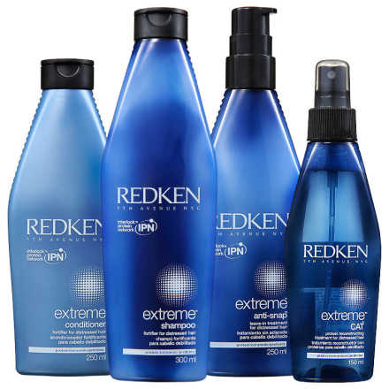 Redken Extreme Anti-Snap Cat Kit (4 Produtos)