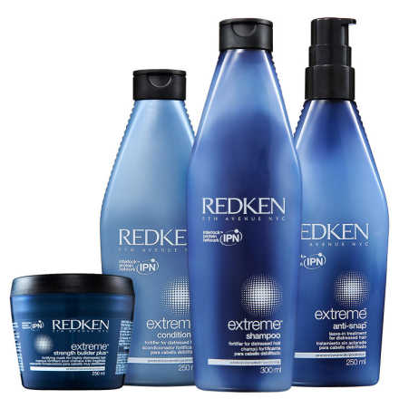 Redken Extreme Strength Anti-Snap Kit (4 Produtos)
