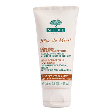 Nuxe Rêve De Miel Crème Pieds Ultra-Réconfortante - Creme Para Os Pés 75ml