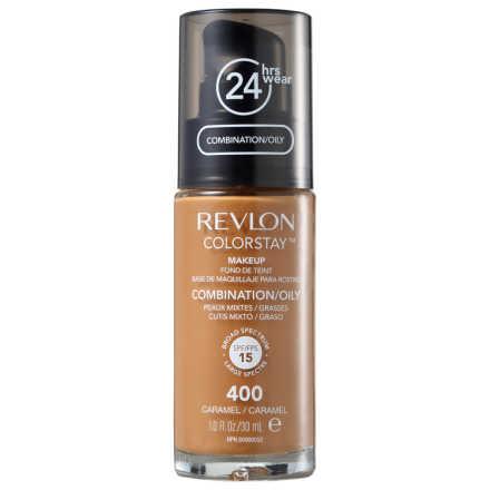 Revlon ColorStay Pele Mista e Oleosa Caramel - Base Líquida 30ml