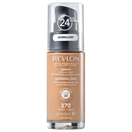 Revlon Colorstay Pele Normal e Seca Toast - Base Líquida 30ml