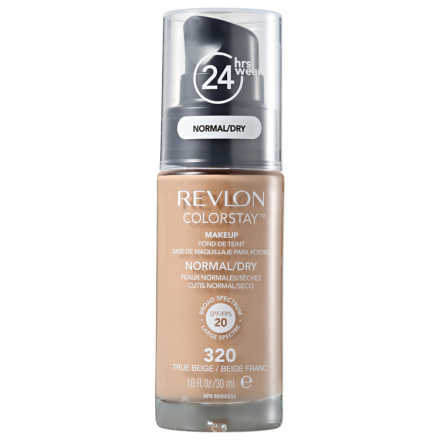 Revlon Colorstay Pele Normal e Seca True Beige - Base Líquida 30ml