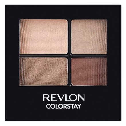 Revlon Colorstay 16 Hours Eye Shadow Addictive - Paleta de Sombras 4,8g