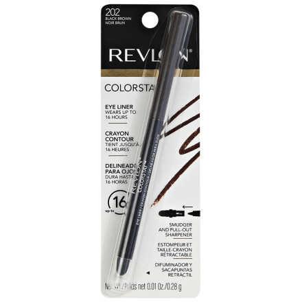 Revlon Colorstay Eyeliner Black Brown - Lápis Delineador