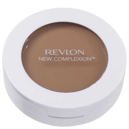 Revlon New Complexion One-Step Compact Makeup Natural Tan - Base 2Em1 9,9g