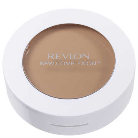 Revlon New Complexion One-Step Compact Makeup Sand Beige - Base 2Em1 9,9g