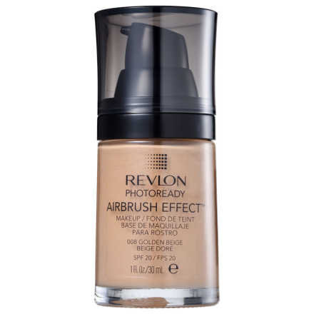 Revlon Photoready Airbrush Effect Makeup SPF 20 Golden Beige - Base Líquida 30ml