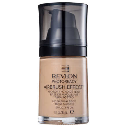 Revlon Photoready Airbrush Effect Makeup SPF 20 Natural Beige - Base Líquida 30ml