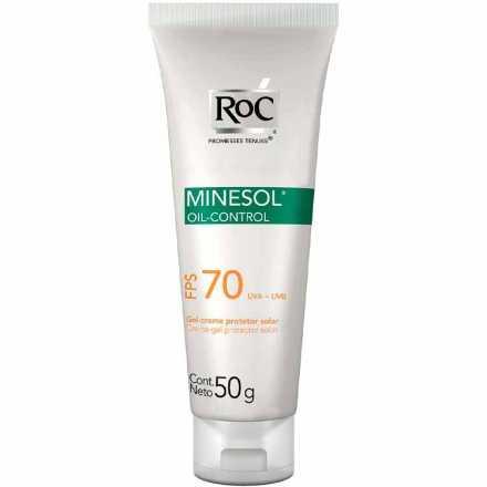 RoC Minesol Oil Control Fps70 - Protetor Solar 50g