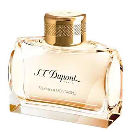 58 Avenue Montaigne Pour Femme S. T. Dupont Eau de Parfum - Perfume Feminino 90ml