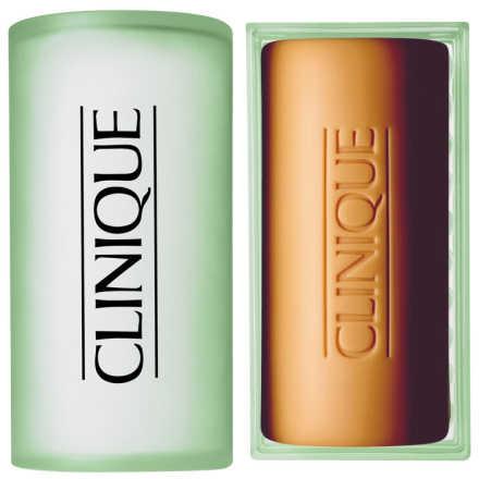 Clinique Facial Soap Oily Skin Formula With Dish - Sabonete Facial 100g