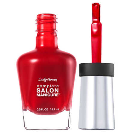 Sally Hansen Complete Salon Manicure 231 Red My Lips - Esmalte 14,7ml