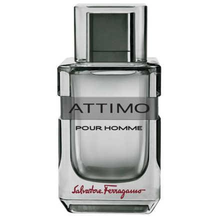 Attimo Pour Homme Salvatore Ferragamo Eau de Toilette - Perfume Masculino 100ml