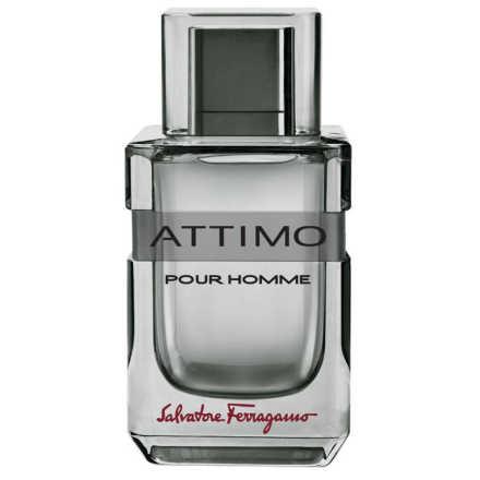 Attimo Pour Homme Salvatore Ferragamo Eau de Toilette - Perfume Masculino 60ml