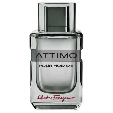 Attimo Pour Homme Salvatore Ferragamo Eau de Toilette - Perfume Masculino 40ml
