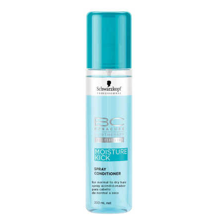 Schwarzkopf Professional BC Bonacure Moisture Kick Spray Conditioner - Leave-In 200ml