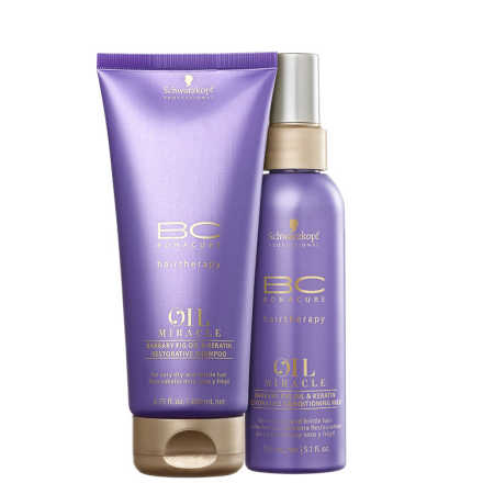 Schwarzkopf Professional BC Bonacure Oil Miracle Barbary Fig - Duo Kit (2 Produtos)