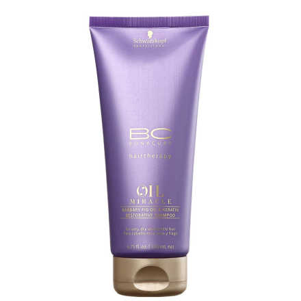 Schwarzkopf Professional BC Bonacure Oil Miracle Barbary Fig - Shampoo 200ml