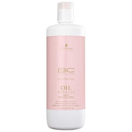 Schwarzkopf Professional BC Bonacure Oil Miracle Rose - Shampoo 1000ml