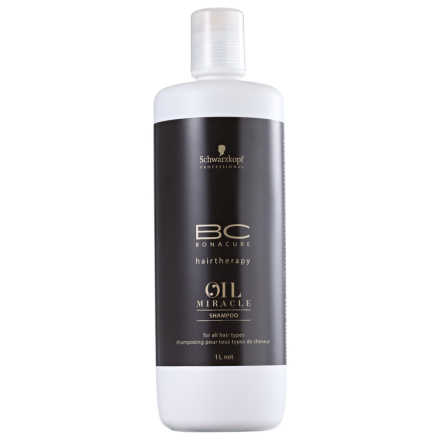 Schwarzkopf Professional BC Bonacure Oil Miracle - Shampoo 1000ml