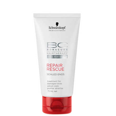 Schwarzkopf Professional BC Bonacure Repair Rescue Sealed Ends - Leave-In 75ml