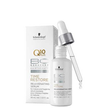 Schwarzkopf Professional BC Bonacure Q10 Time Restore Rejuvenating - Sérum de Tratamento 30ml