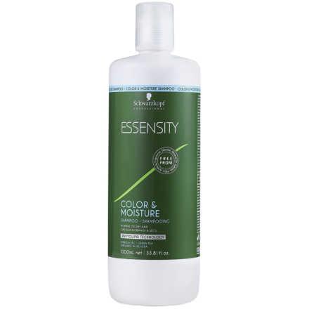 Schwarzkopf Professional Essensity Color & Moisture - Shampoo 1000ml