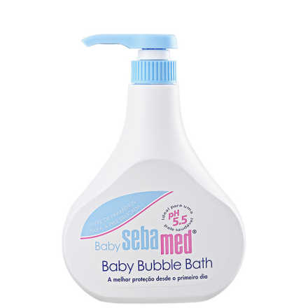 Sebamed Baby Bubble Bath - Gel de Banho 500ml