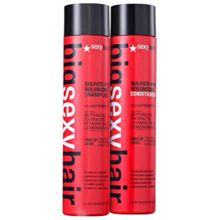 Sexy Hair Big Volume Extra Kit (2 Produtos)