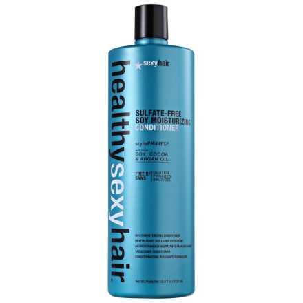 Sexy Hair Healthy Color Safe Soy Moisturizing Conditioner - Condicionador 1000ml