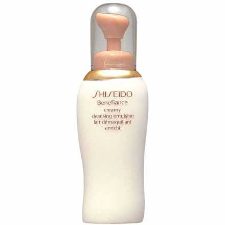 Shiseido Benefiance Creamy Cleansing Emulsion - Demaquilante 200ml