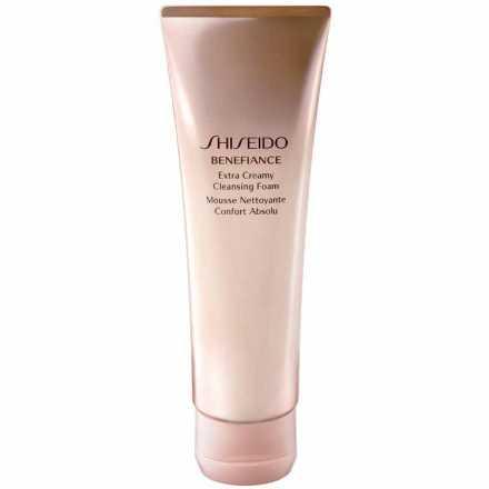 Shiseido Benefiance Extra Creamy Cleasing Foam - Espuma de Limpeza 125ml