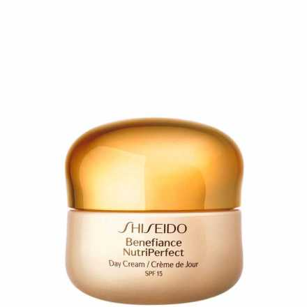 Shiseido Benefiance Nutriperfect Day Cream Spf 15 - Creme Diurno 50ml