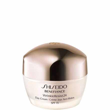 Shiseido Benefiance Wrinkle Resist 24 Day Cream Spf 15 - Creme Antienvelhecimento 50ml