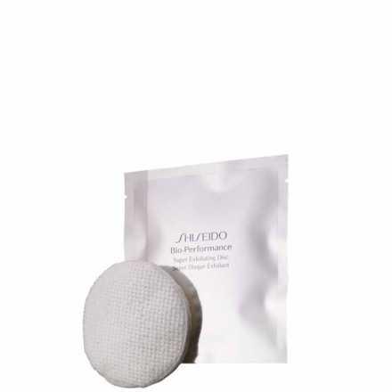 Shiseido Bio-Performance Super Exfoliating Discs - Discos Esfoliantes 8 un