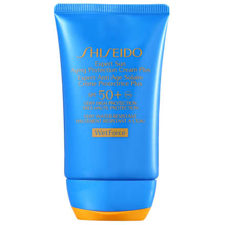 Shiseido Expert Sun Aging Protection Cream Plus SPF 50 - Protetor Solar 50ml