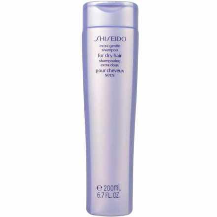Shiseido Extra Gentle - Shampoo para Cabelos Secos 200ml