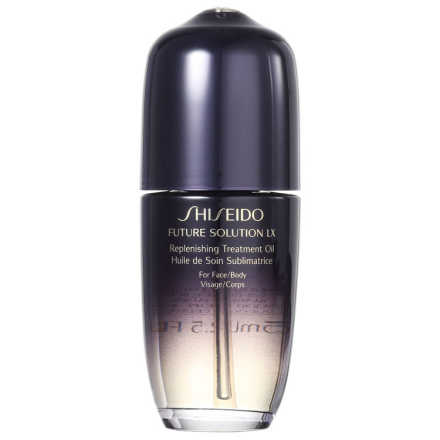 Shiseido Future Solution LX Replenishing Treatment Oil - Óleo Nutritivo 75ml