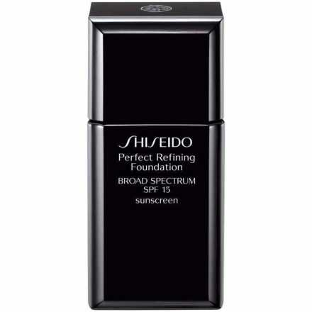 Shiseido Perfect Refining Foundation SPF 15 I60 Deep Ivory - Base Líquida 30ml