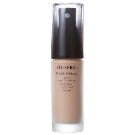Shiseido Synchro Skin Lasting Liquid Foundation R3 Rose 3 - Base Líquida 30ml