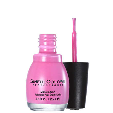 SinfulColors Professional Pink Forever 313 - Esmalte 15ml
