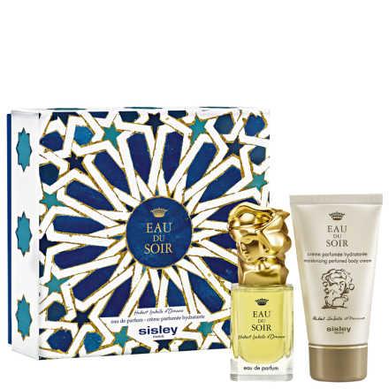 Conjunto Eau Du Soir Sisley Feminino - Eau de Parfum 30ml + Loção Corporal 50ml