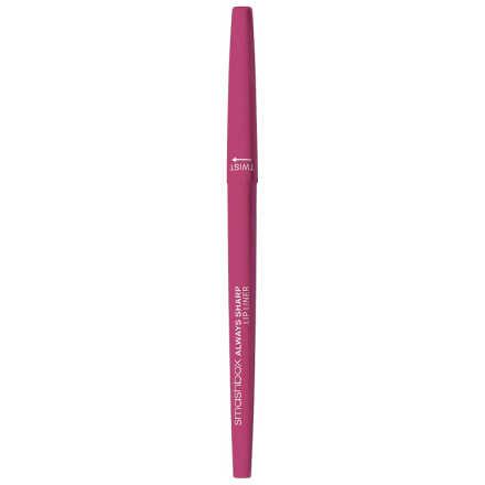 Smashbox Always Sharp Lip Liner Fuchsia - Lápis Delineador Para Lábios 2,7g