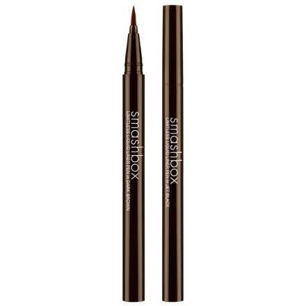 Smashbox Limitless Waterproof Liquid Liner Pen Dark Brown - Caneta Delineadora 0,6g